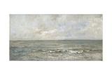 Seascape Prints by Charles Francois Daubigny