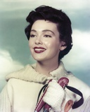 Barbara Rush Close Up Portrait Looking Sideways Photo by  Movie Star News