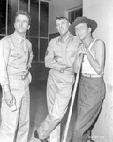 From Here To Eternity Three Men in Khaki Suit Looking at Something Photo by  Movie Star News