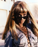 Iman Close Up Portrait in Sunglasses Photo by  Movie Star News