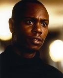 Dave Chappelle Portrait in Black Shirt Photo by  Movie Star News