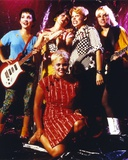 Belinda Carlisle Posed With Cast Photo by  Movie Star News