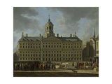 Town Hall on Dam Square, Amsterdam Prints by Gerrit Adriaensz Berckheyde