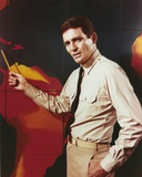David Hedison Pose in Formal Suit Photo by  Movie Star News
