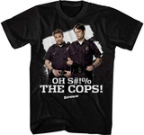Superbad- Oh SI% The Cops T-shirts