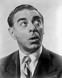 Eddie Cantor in Black With White Background Photo by  Movie Star News