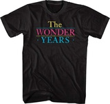 The Wonder Years- Colorful Logo T-Shirt