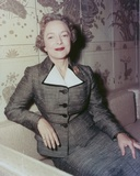 Helen Hayes Portrait Photo by  Movie Star News
