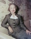 Helen Hayes Portrait Photo by  Movie Star News