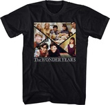 The Wonder Years- Family Collage T-shirts