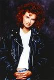 Sandra Bernhard Portrait in Black Leather Jacket Photo by  Movie Star News