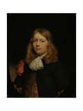 Portrait of a Young Man Prints by Nicolaes Maes