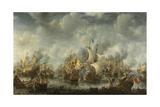 Battle of Terheide Prints by Jan Abrahamsz. Beerstraten