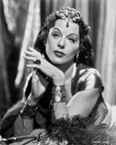 Hedy Lamarr wearing an Egyptian Attire Photo by  Movie Star News