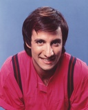 Bronson Pinchot wearing Red Shirt Photo by  Movie Star News