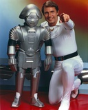 Gil Gerard With a Toy Photo by  Movie Star News