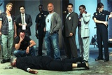 Michael Chiklis Group Picture Photo by  Movie Star News