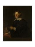 Portrait of Pieter Corneliszoon Hooft, Bailiff of Muiden, Historian and Poet Prints by Joachim Von Sandrart