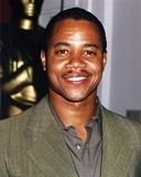 Cuba Gooding Posed in Suit Photo by  Movie Star News