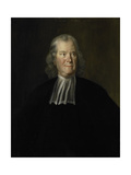 Portrait of the Physician Herman Boerhaave, Professor at the University of Leiden Art by Cornelis Troost