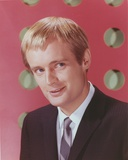 David McCallum Posed in Portrait Photo by  Movie Star News