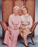 Helen Hayes Two Old Ladies sitting on a Chair Photo by  Movie Star News