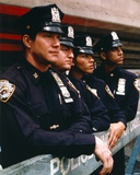 Dylan Walsh Group Portrait in Police Uniform Photo by  Movie Star News