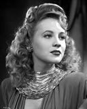 Ann Jeffreys with Necklace Portrait Photo by  Movie Star News