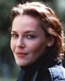 Connie Nielsen Close Up Portrait with a Smile Photo by  Movie Star News