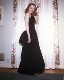 Diana Lynn in Black Gown Photo by  Movie Star News