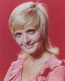 Florence Henderson in Pink Dress Portrait Photo by  Movie Star News