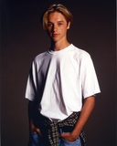 Devon Sawa wearing White Shirt Photo by  Movie Star News