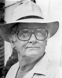 Portrait of Art Carney in Glasses with Hat Photo by  Movie Star News