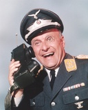 Hogan's Heroes Holding an Army's Radio Photo by  Movie Star News