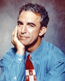 Jay Thomas Posed in Blue Jacket Photo by  Movie Star News