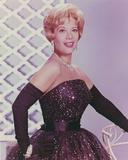 Dinah Shore in Black Dress Portrait Photo by  Movie Star News