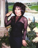 Eartha Kitt in Black Dress Photo by  Movie Star News
