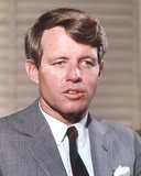 Robert Kennedy Close Up Portrait Photo by  Movie Star News