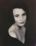 Claire Bloom Close Up Portrait Photo by  Movie Star News