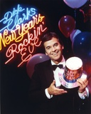 Dick Clark smiling in Black Bowtie Photo by  Movie Star News