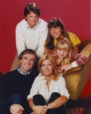 Family Ties with Michael J. Fox in White Sweater Photo by  Movie Star News