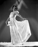 Irene Castle in a Gown Swaying her Skirt Photo by  Movie Star News