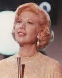 Dinah Shore in Yellow Dress Portrait Photo af Movie Star News