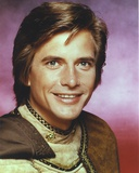 Dirk Benedict smiling Close Up Portrait Photo by  Movie Star News