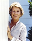 Barbara Bel-Geddes smiling Portrait Photo by  Movie Star News