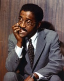 Sammy Jr Davis Looking Away in Tuxedo Portrait Photo by  Movie Star News