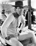 Burt Lancaster wearing a Cowboy Hat Photo by  Movie Star News