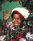 Gary Coleman Posed in Green Background Photo by  Movie Star News