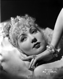 Ann Sothern wearing a Beaded Bracelet Photo by  Movie Star News