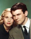 Eva Saint Close-up Couple Portrait Photo by  Movie Star News